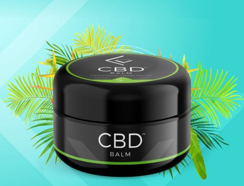 Relieve, Renew and Relax with CBD Balm!🌿