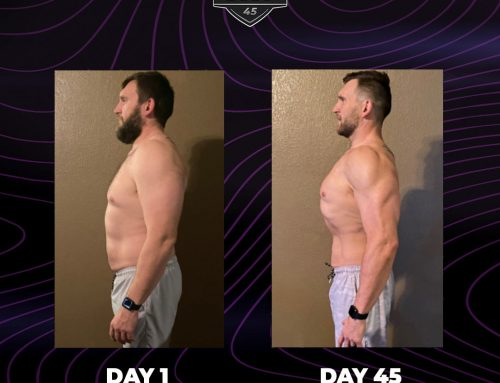 CorVive – Aaron Down 50 Pounds!