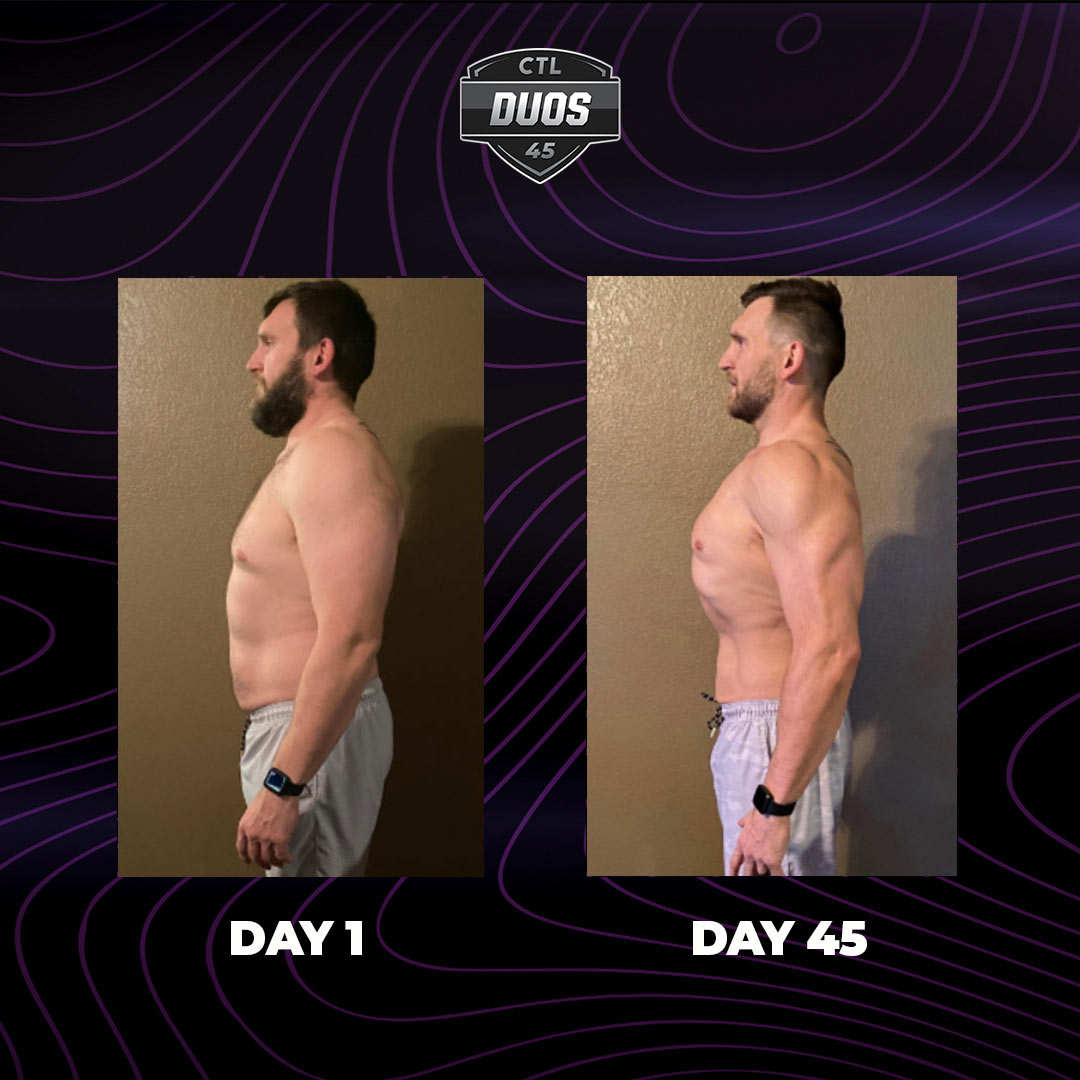 CorVive - Aaron Down 50 Pounds!